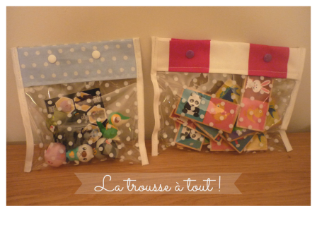 TROUSSE TRANSPARENTE 2