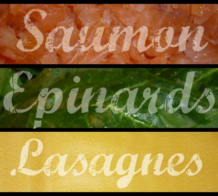 saumon epinards pates fraiches