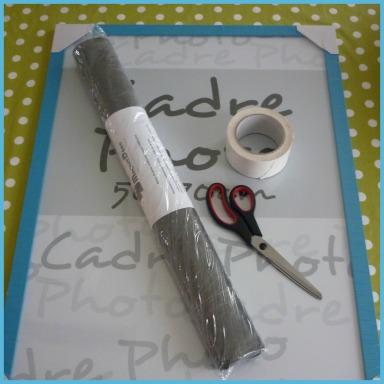 Faire un tableau magn tique - Revetement mural magnetique ...