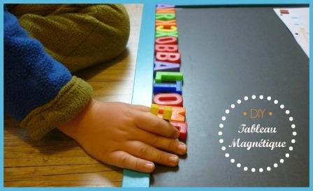 Faire un tableau magn tique - Tableau magnetique photo ...