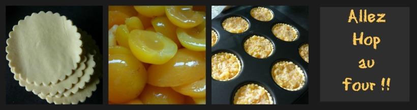 abricots amande