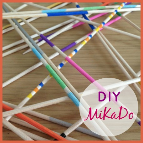 diy le jeu du mikado. Black Bedroom Furniture Sets. Home Design Ideas