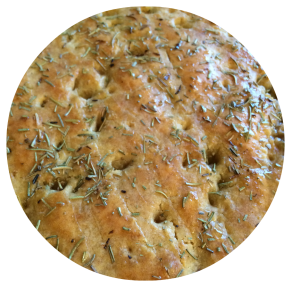 fausse foccacia